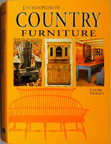 9780831725815: Encyclopedia of Country Furniture