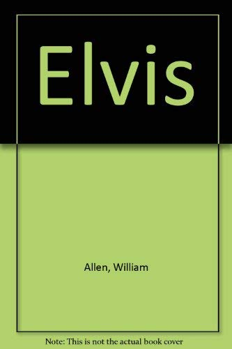 Elvis: William Allen