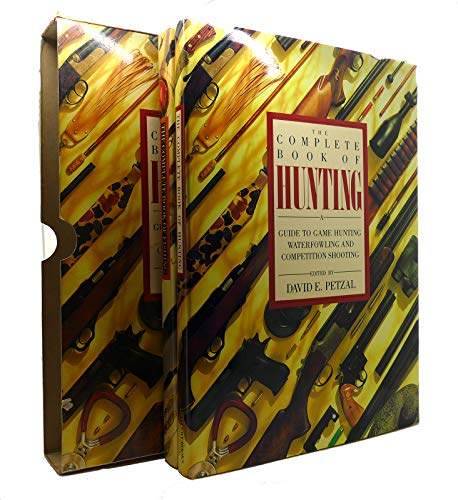 9780831727833: The Complete Book of Hunting