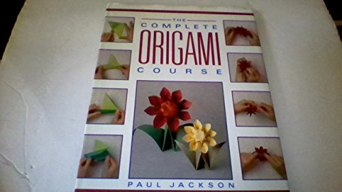 9780831727925: Complete Origami Course