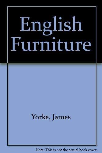 9780831728267: English Furniture