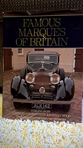 9780831731854: Famous Marques of Britain