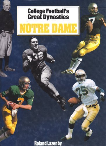 9780831734770: College Football's Great Dynasties: Notre Dame