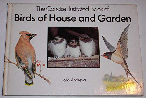 9780831737566: Birds of House and Garden: Concise Illustrated Books