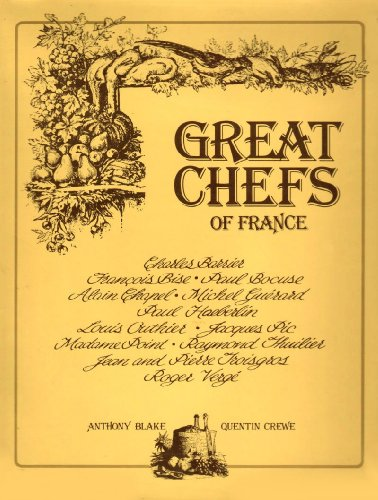 9780831739614: Great Chefs of France