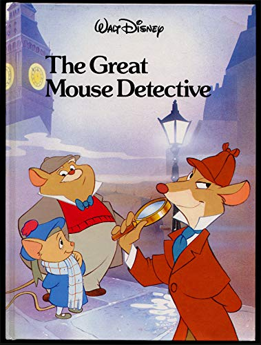 The Great Mouse Detective (Walt Disney)
