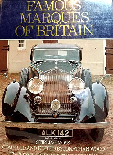 9780831739959: Famous Marques of Britain
