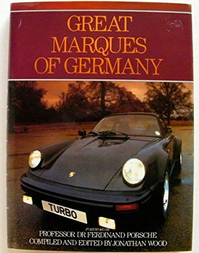 9780831739966: Great Marques of Germany