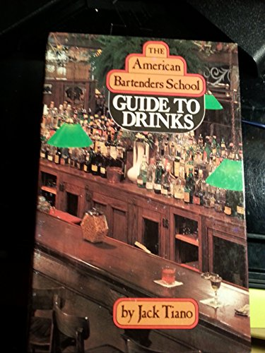 9780831741167: American Bartender's School Guide to Drinks