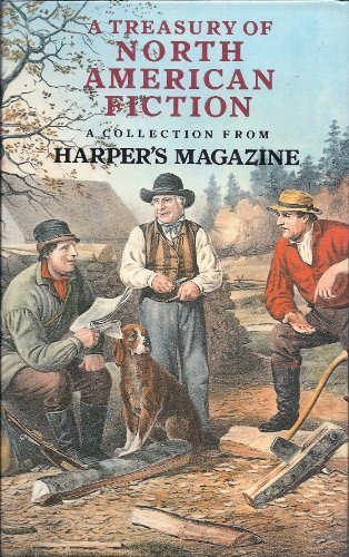 9780831742591: Treasury of North American Fiction (Harpers Magazine)