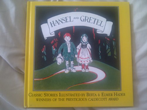 9780831742683: Hader Illustrated Series: Hansel and Gretel