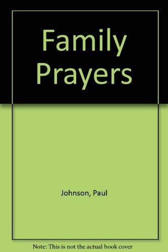 9780831742782: Family Prayers