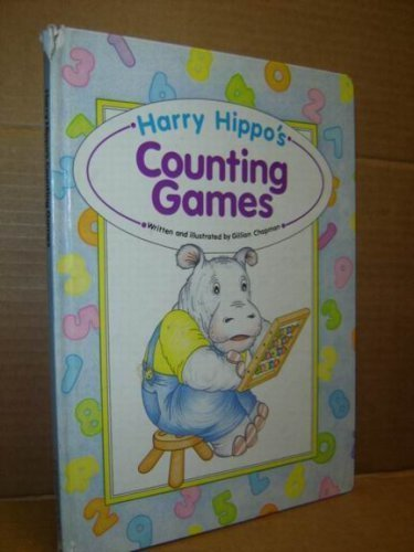 9780831743833: Harry Hippo's Counting Games