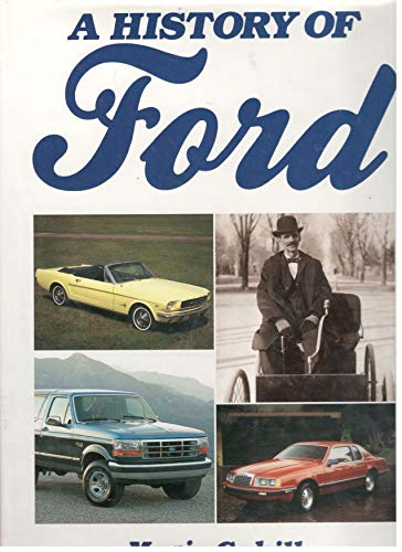 9780831744816: A History of Ford Motor Company
