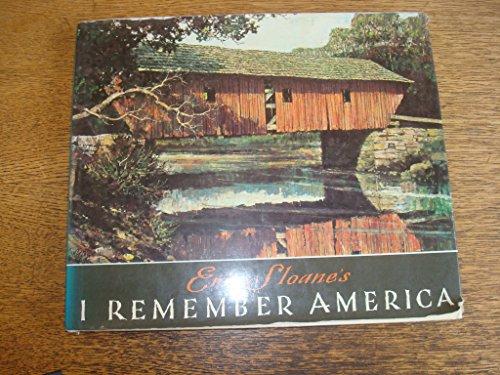 Eric Sloanes I Remember America