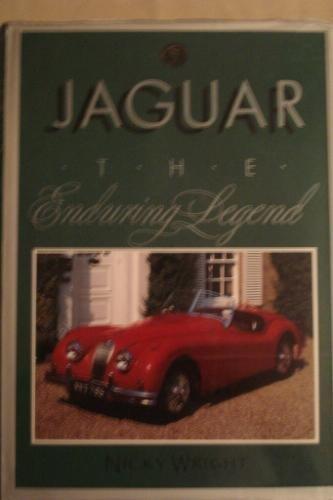 9780831751272: Jaguar: The Enduring Legend