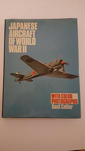 Japanese aircraft of World War II: Collier, Basil