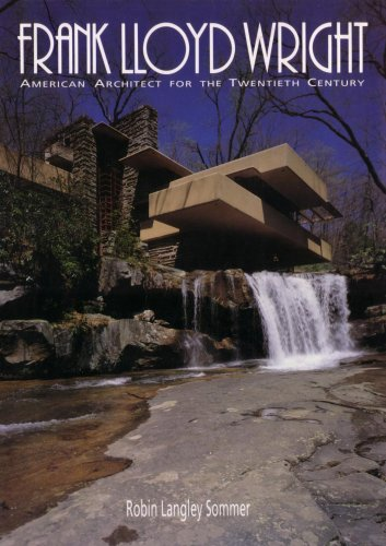 9780831751609: Frank Lloyd Wright: American Architect for the Twentieth Century (Gallery of Art Series)
