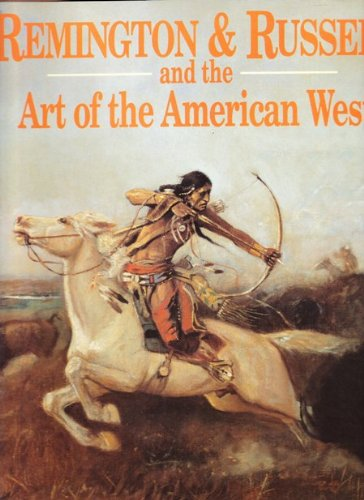 9780831751616: Remington & Russell and the Art of the American West