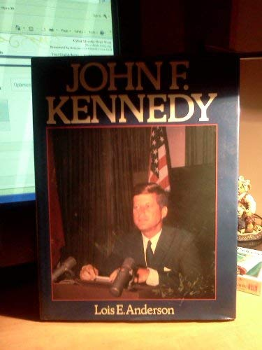 John F Kennedy by Catherine C Anderson