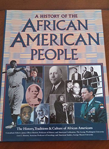 9780831755140: A History of the African American People: The History, Traditions & Culture of African Americans