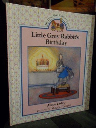 9780831756277: Little Grey Rabbit's Birthday (The Little Grey Rabbit Library)