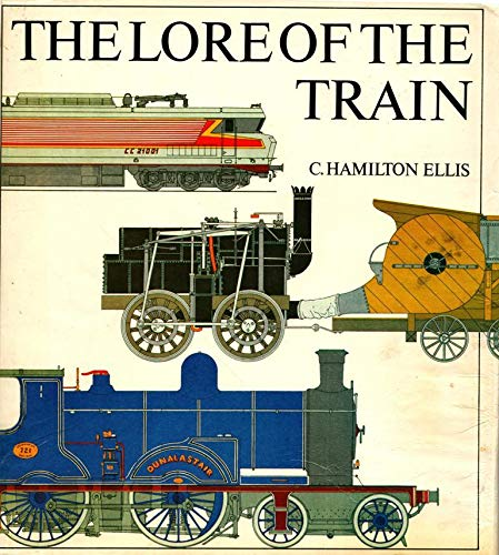 9780831756376: The Lore of the Train