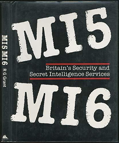 9780831757045: MI5 MI6