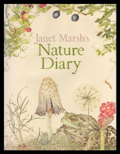 9780831758028: Janet Marsh's Nature Diary
