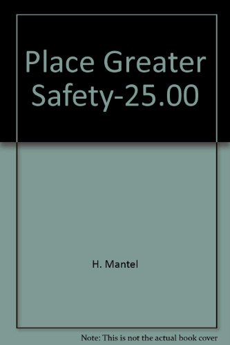 9780831758448: Place Greater Safety-25.00