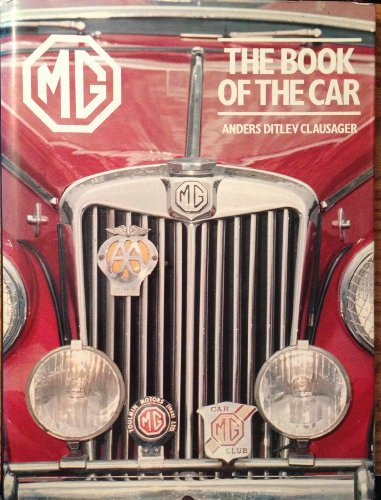 9780831758509: Mg: The Book of the Car