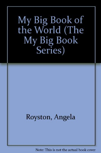 9780831759841: My Big Book of the World (The My Big Book Series)