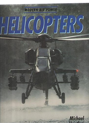 9780831760595: Helicopters (Modern Air Power)