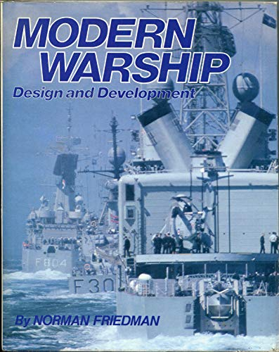 9780831760823: Modern Warship: Design and Development