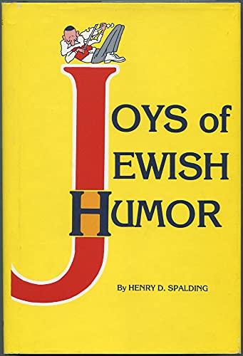 9780831761530: Joys of Jewish Humor