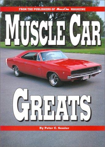 9780831761912: Muscle Car Greats