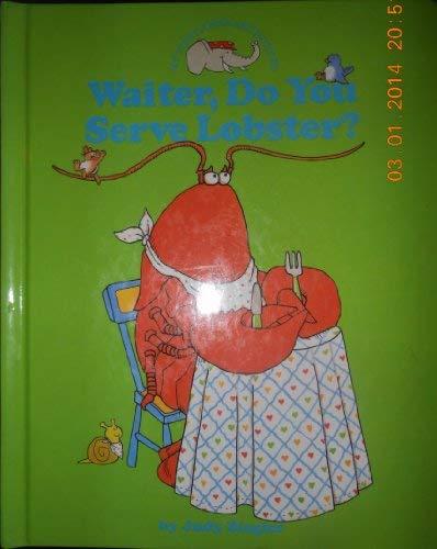 Waiter, Do You Serve Lobster? (My First: Judy Ziegler