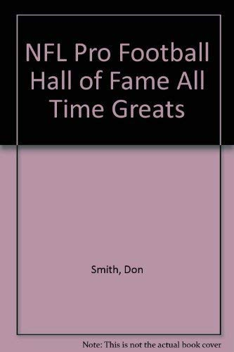 NFL Pro Football Hall of Fame All: Smith, Don R.