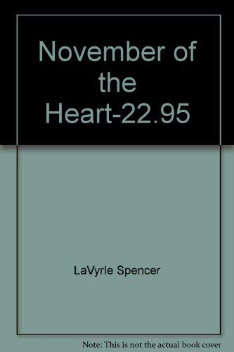 9780831765224: Title: November of the Heart