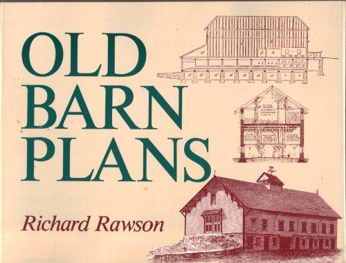 9780831765873: Old Barn Plans