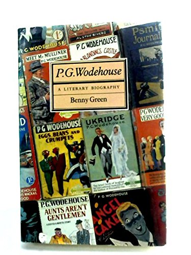 9780831768638: P.G. Wodehouse, a Literary Biography