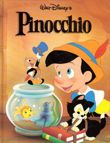 Disney : Pinocchio: Mouse Works, Walt