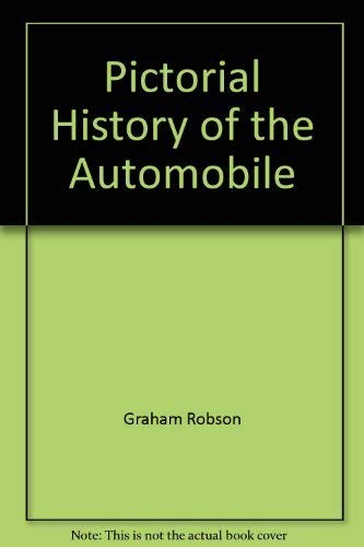 9780831768935: Pictorial History of the Automobile