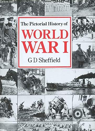 9780831768942: Pictorial History of World War I