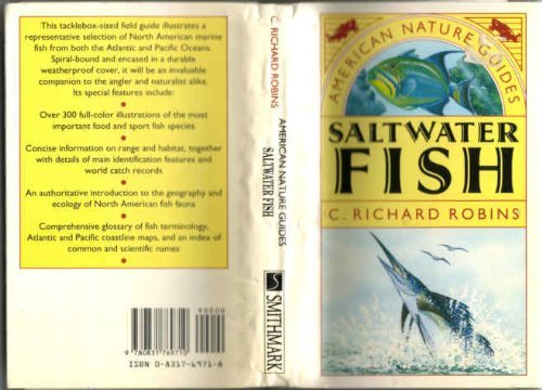 9780831769710: Saltwater Fish (American Nature Guides)