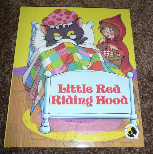 9780831772710: Red Riding Hood (Quality Time Little Readers) [Hardcover] by