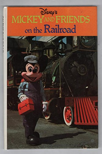 9780831773434: Disney's Mickey and Friends on the Railroad