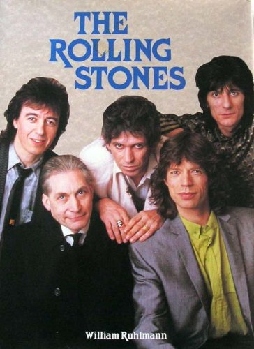 9780831773670: The Rolling Stones/Includes Free Poster