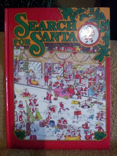 Search for Santa (9780831776008) by Anthony Tallarico