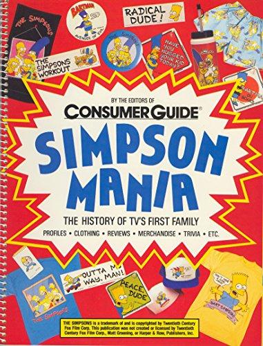 9780831778088: Simpson Mania